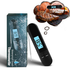 Instant Digital Food Meat Thermometer Read Electronic Cooking BBQ Grill Kitchen $14.99