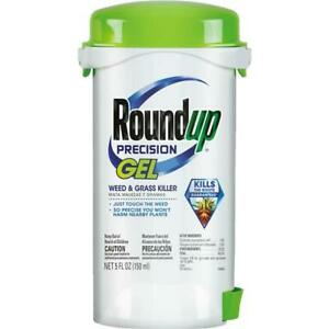 Roundup Precision 5 Oz. Ready To Use Gel Weed & Grass Killer 2 pk