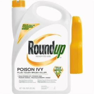 Roundup 1 Gal. Ready-To-Use Poison Oak & Ivy Killer 2 pk