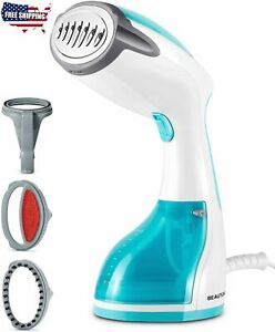 Beautural Steamer For Clothes, 1200-Watt Powerful Handheld Garment Steamers,