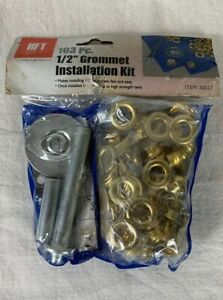 HFT Grommet Installation Kit 103 Piece 1/2