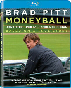 Moneyball UltraViolet Digital Blu ray NEW Free Shipping $8.39