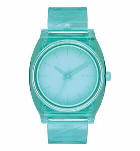 Nixon Men's Time Teller P A1193145 00 40mm Mint Green Dial Watch