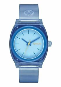 Nixon Women's Medium Time Teller P A12152885 00 31mm Blue Dial Watch