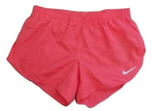 Nike Women's Dry Mod Tempo EMB Running Shorts Size M $34.95