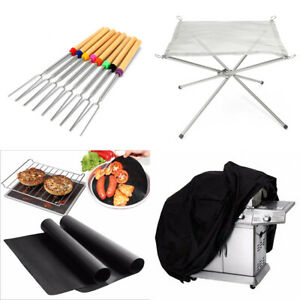 Campfire Outdoor Camping New Telescoping Roasting Sticks BBQ Forks Skewers