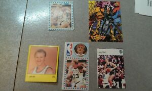 Larry Bird Boston Celtics HOF NBA MANY RARE ODDBALLS WOW YOU PICK
