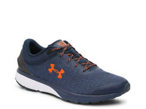 Under Armour Charged Escape 3 Running Shoes Men's Size 11 NAVY NWB $68.99
