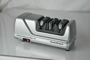Chef's Choice Professional Sharpening Station Model 130 Electric Knife Sharpener
