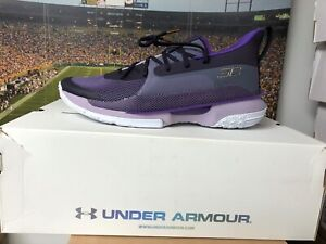 Under Armour Curry 7 Shoes. Violet International Size 13 Mens BRAND NEW in box $100.00