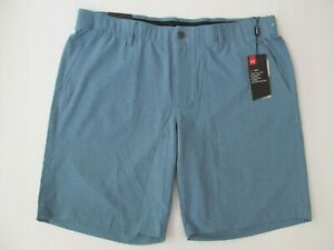 Under Armour HeatGear Golf Showdown Mens Size 40 Casual Stretch Comfort Shorts $33.99