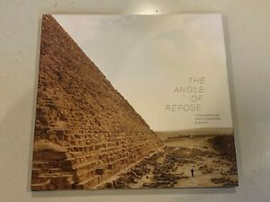 The Angle of Repose : Four American Photographers in Egypt 2002 Hardcover $12.00