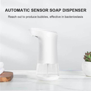 NON-CONTACT Hand Washing Liquid Soap Dispenser, 320ml Automatic Induction