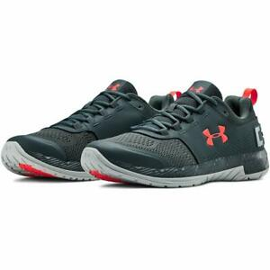 Under Armour Commit TR EX Men's Training Shoes PITCH GRAY Size 11 $68.00