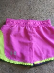Under Armour Shorts For Girls Size 6 $2.50