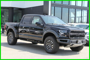 2020 Ford F-150 Raptor 2020 Raptor New Turbo 3.5L V6 24V Automatic 4WD Pickup Truck Moonroof