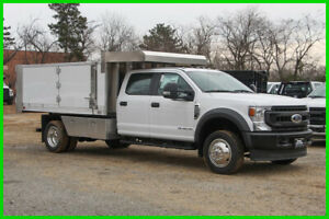 2020 Ford F-550SD XL 2020 XL New Automatic 4WD Pickup Truck