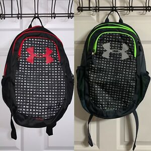 UA Under Armour Scrimmage Storm Backpack Water Resistant Laptop Sleeve Unisex $29.99