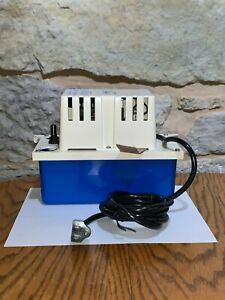 Little Giant Vcma 20ul 115v 80 GPH Vertical Centrifugal Condensate Pump 554421