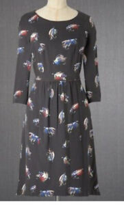 29. New Boden Fly Fishing Lures Gray Easy Scoop Neck Dress $149 10