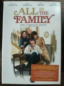 All In The Family: The Complete Series dvd seasons 1 9 box set
