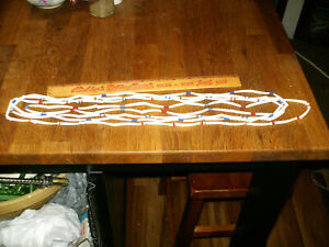 Lot of 4 Dentalium Shell Necklaces # 5