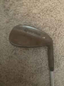Taylormade TOUR ISSUE Milled Grind Raw Wedge 54 09