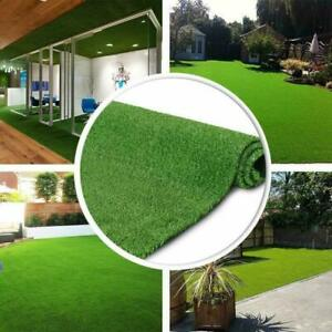33x3ft Artificial Turf Synthetic Grass High Density Large Mat Lawn 22Lbs
