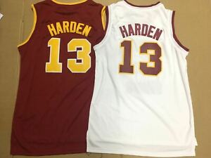 James Harden #13 Arizona State University Basketball jersey Stitched S XXXL