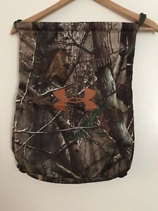 Under Armour RealTree Camo Backpack. Free Shipping! $24.49