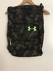 Under Armour Camo Green Backpack. Free Shipping! $24.49
