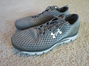 Under Armour Grey Women's Charged Shoes Size 9.5 Speedform $9.70