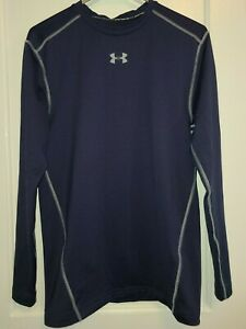 Youth Armour Long Sleeve Shirt Size XL Compression Cold Gear