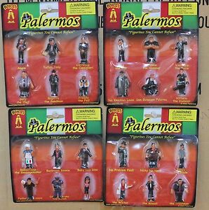 24 Italian Homies called PALERMOS Complete set of all 24 different figures
