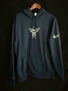 Nike Fit Therma Blue Hoodie Size XL z2 $18.99