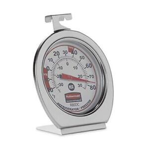 Rubbermaid Refrigerator Freezer Thermometer $10.59