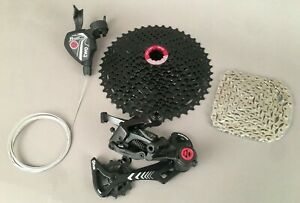 Box Two 11 Speed 1x groupset Shifter Rear Derailleur 11 46 Cassette fits Shimano