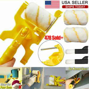 Multifunctional Clean Cut Paint Edger Roller Brush Safe Tool for Wall Ceiling US $21.99