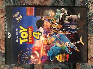 Toy Story 4 New DVD 2019 Pixar Disney Free Shipping and Returns