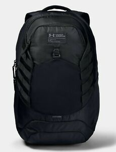 Under Armour 1294719 001 Black Backpack Hudson For 15quot; Laptop Water Resistant $60.00