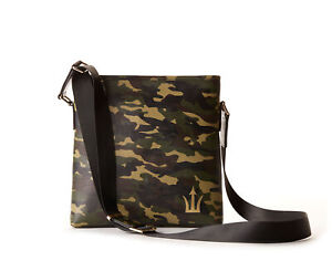 Spear Courier Camouflage Cross Body Bag SBCOURIER 333
