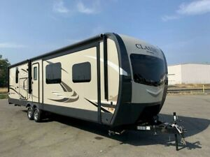 2019 FOREST RIVER FLAGSTAFF CLASSIC 832FLBS CAMPING TRAILER RV 3 SLIDE quot;PROJECTquot;