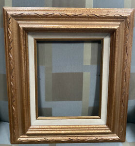 Vintage Wood Frame Made In Mexico 8 X 10 $29.95