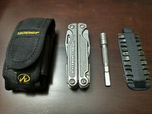 Leatherman Charge TTi First Edition RARE