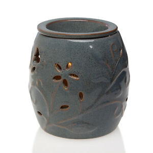 Ceramic Fragrance Warmer For Scented Wax Melts Electric Plug In $16.00