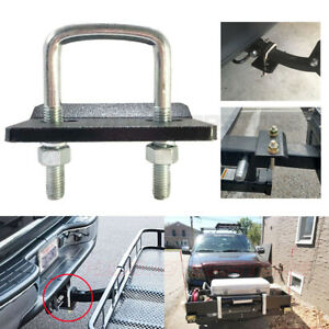 Hitch Tightener for 1.25quot; and 2quot; Lock Hitches Anti Rattle Stabilizer Tow Clamp