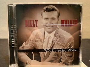 The Columbia Hits by Billy Walker Vocals CD Jan 2005 Koch USA Used $29.99