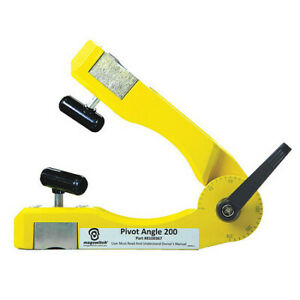 Magswitch 8100367 Welding Angle90 Lb. Max. PullSteel $183.00