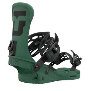 Union Force Bindings 2021 Forest Green L $260.90