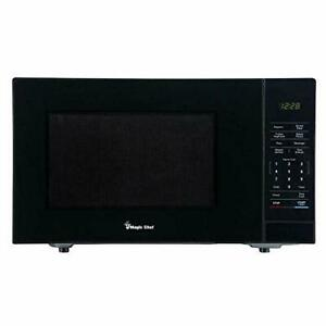 Countertop Microwave 1.1 cu. ft 10 Power Levels 6 Auto Cook Settings Microwave $60.99